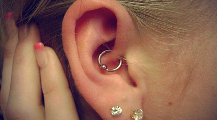 daith piercing and migraines